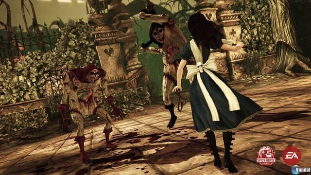 Primeras imágenes de Alice: Madness Returns