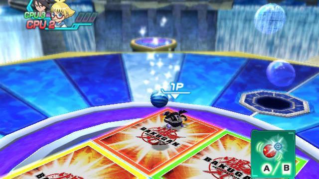 GC: Nuevas imágenes de Bakugan Battle Brawlers