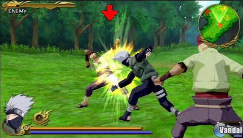 E3: Nuevas imágenes de Naruto Shippuden: Legends: Akatsuki Rising