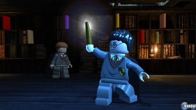 Nuevas im�genes de LEGO Harry Potter: Years 1-4