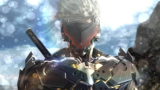 Metal Gear Rising: Revengeance se luce en nuevas im�genes