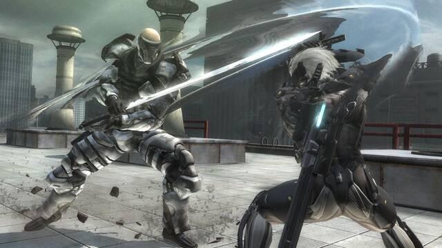 Nuevos vídeos e imágenes de Metal Gear Rising: Revengeance