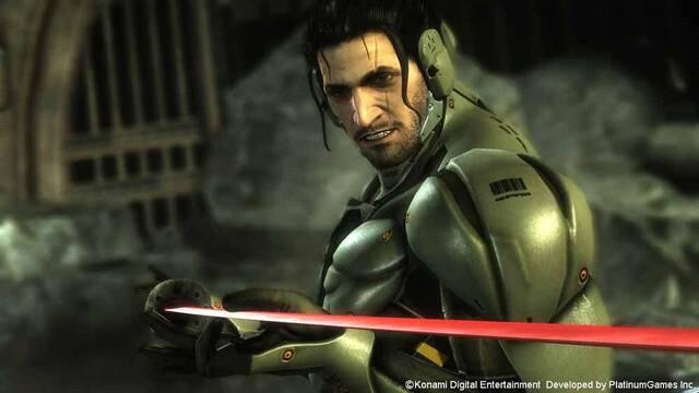 Jetstream Sam se muestra en nuevas imágenes de Metal Gear Rising: Revengeance