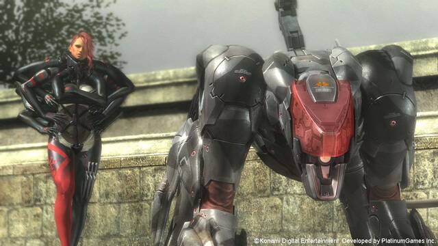 LQ-84i se muestra en las nuevas imágenes de Metal Gear Rising: Revengeance