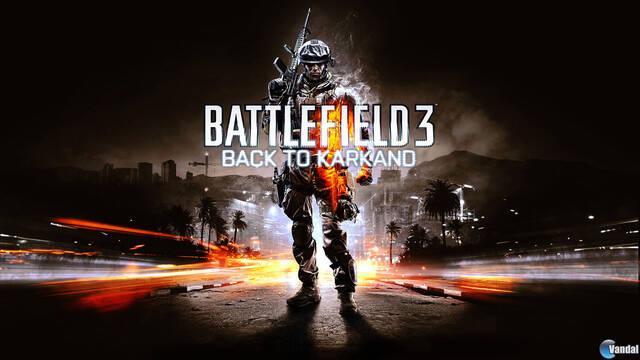 Nuevas ilustraciones de Battlefield 3