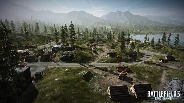 Mostrados los nuevos escenarios de Battlefield 3