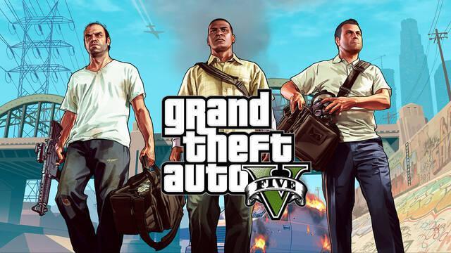 Mañana a las 17:00, el nuevo tráiler de GTA V