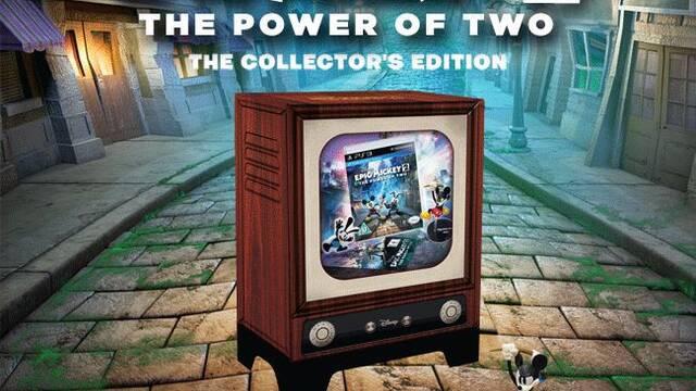 Epic Mickey 2 muestra su edición coleccionista europea