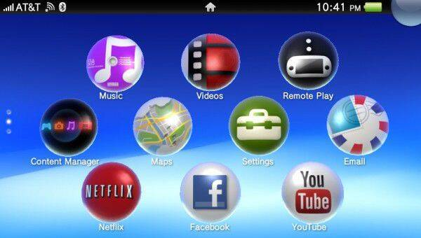 Hoy se lanza el firmware 2.0 de PlayStation Vita