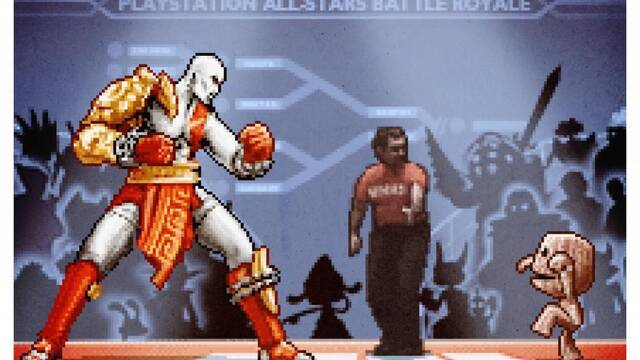Recrean escenas de películas de acción con los personajes de PlayStation All-Stars Battle Royale