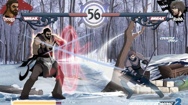 Imaginan Game of Thrones convertido en un juego de lucha 2D