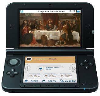 3DS se convierte en audioguía también en España