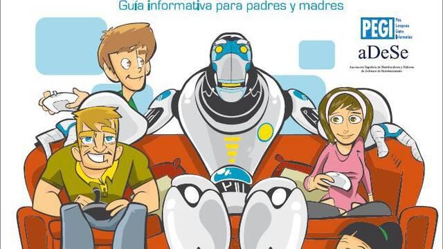 aDeSe informa de las responsabilidades parentales a la hora de comprar videojuegos