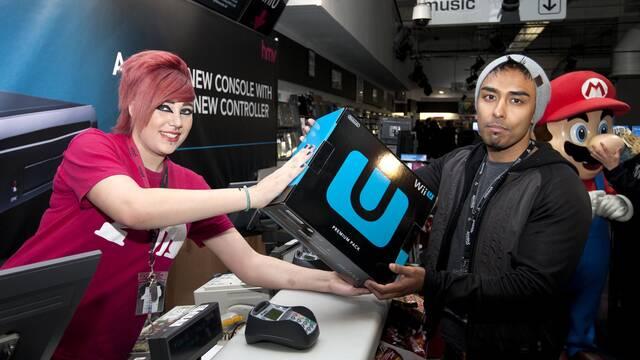 Imágenes de la fiesta de lanzamiento de Wii U en Londres