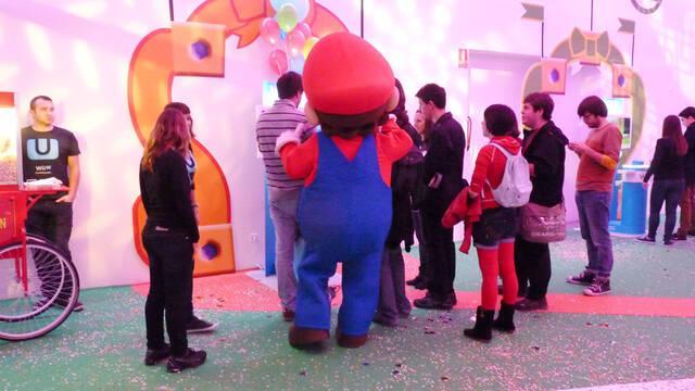 Crónica: Nintendo celebra la llegada de Wii U