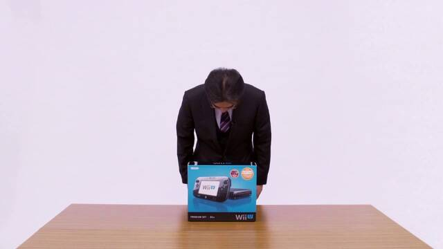 Iwata hace un 'unboxing' de Wii U