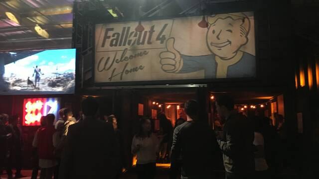 Crónica: Así fue la fiesta de lanzamiento de Fallout 4 en Los Ángeles