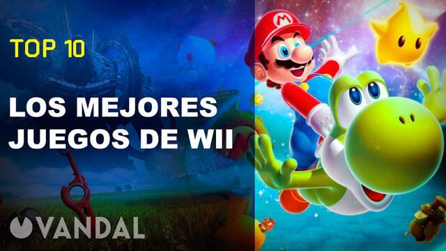 Vandal TV: Top 10: Los mejores juegos de Wii