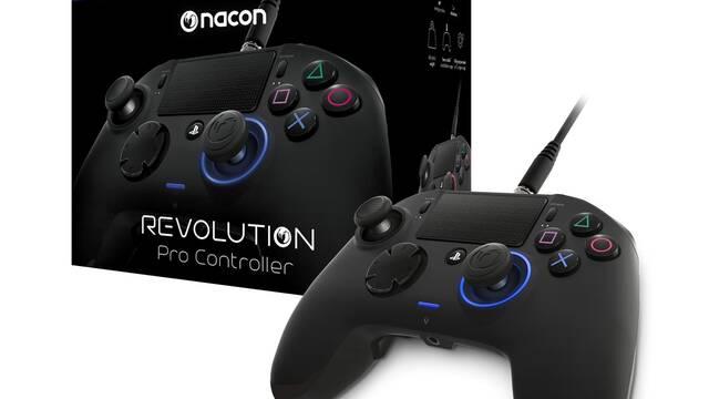 Nuevos detalles e imágenes para el mando Revolution Pro de PS4