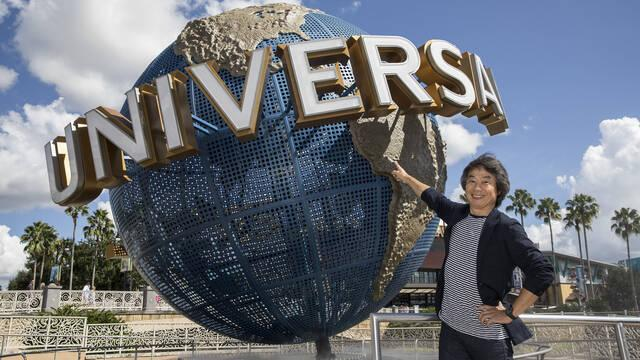 Nintendo tendrá sus propias zonas en los parques de atracciones de Universal