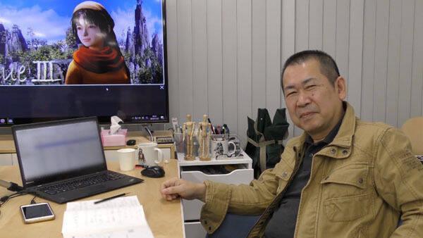 Yu Suzuki nos habla sobre la importancia de la música en Shenmue III