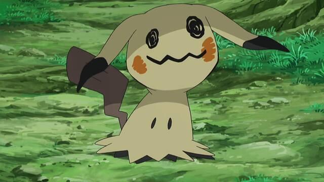 Así es el movimiento Z exclusivo de Mimikyu en Pokémon UltraSol/UltraLuna