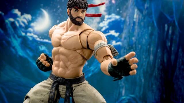 Ya se puede adquirir la figura exclusiva de la SDCC de Ryu de Street Fighter V