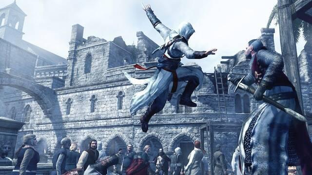 El primer Assassin's Creed cumple 10 años