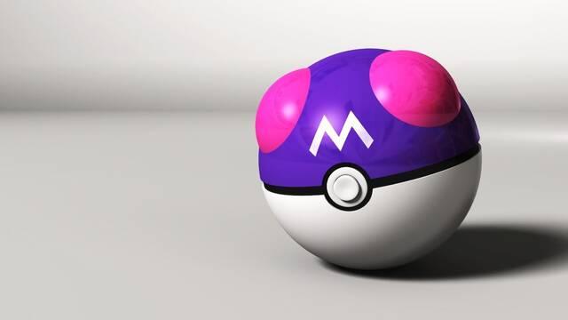 Encuentran la Master Ball entre los archivos de Pokémon GO