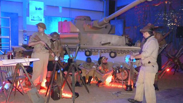 Activisión presenta Call of Duty: WWII en España