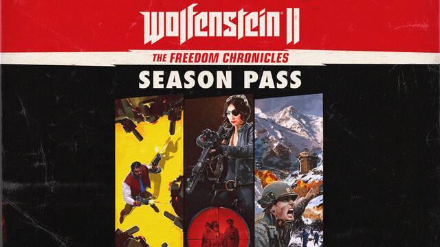 Wolfenstein II: The New Colossus presenta el DLC 'The Freedom Chronicles'