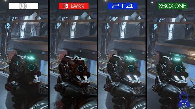 Comparan en vídeo las cuatro versiones de Doom