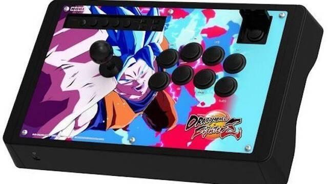 HORI anuncia un nuevo mando arcade con diseño de Dragon Ball
