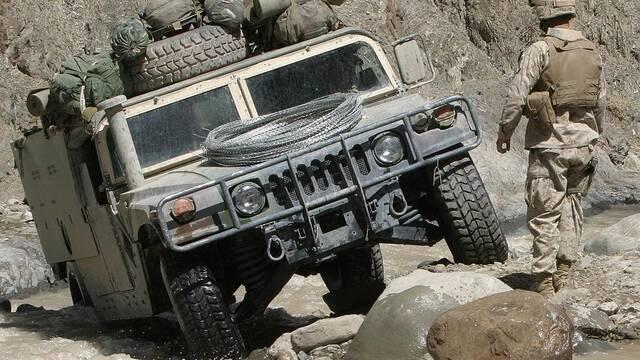 Los fabricantes del Humvee demandan a Activision por la saga Call of Duty