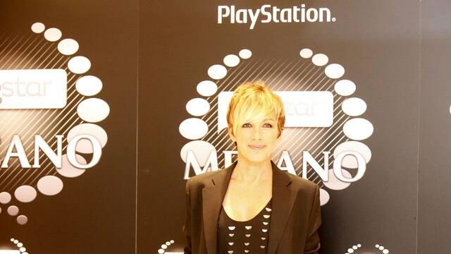 Ana Torroja presenta SingStar Mecano en Madrid
