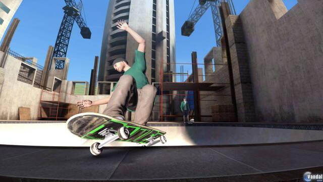Skate 3 llega a EA Access