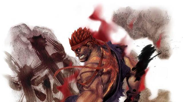 Evil Ryu se muestra en Super Street Fighter IV Arcade
