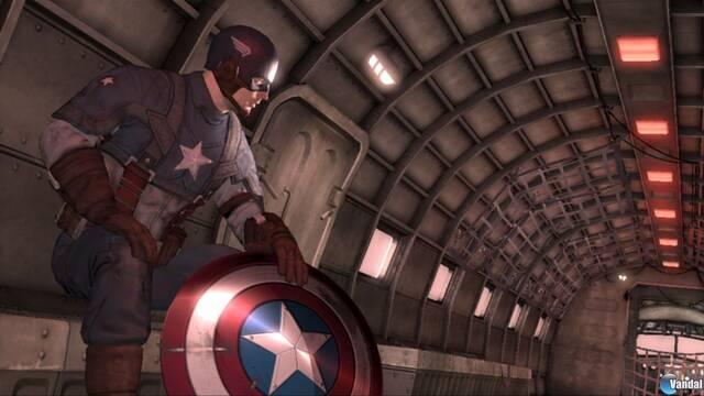 Nuevas im�genes de Captain America: Super-Soldier