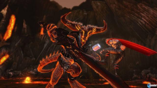 Nuevas im�genes de Thor: God of Thunder