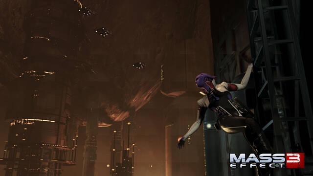 Nuevas im�genes para Mass Effect 3: Omega