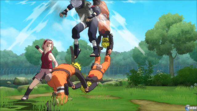 Nuevas imágenes de Naruto Shippuden: Ultimate Ninja Storm 2
