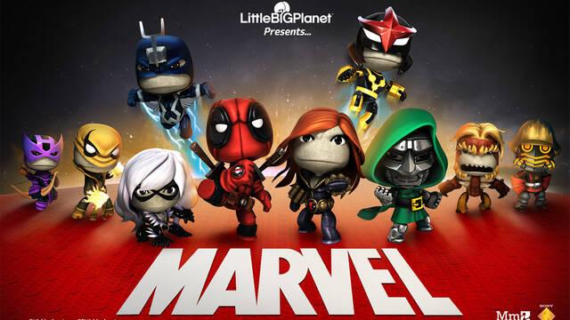 Los contenidos descargables de Marvel para LittleBigPlanet serán retirados de PlayStation Store