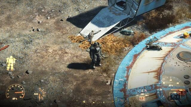 Imaginan Fallout 4 como un juego de rol clásico con perspectiva isométrica