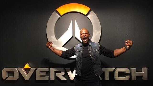 Terry Crews vuelve a avivar los rumores sobre su posible participación en Overwatch