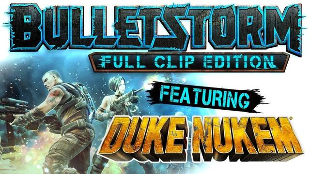 Gearbox anuncia Bulletstorm: Full Clip Edition