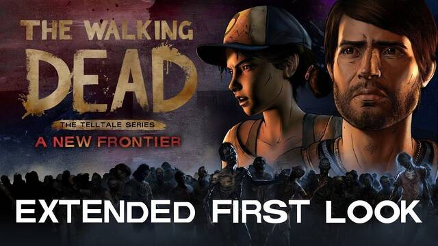 The Walking Dead: A New Frontier se muestra en The Game Awards