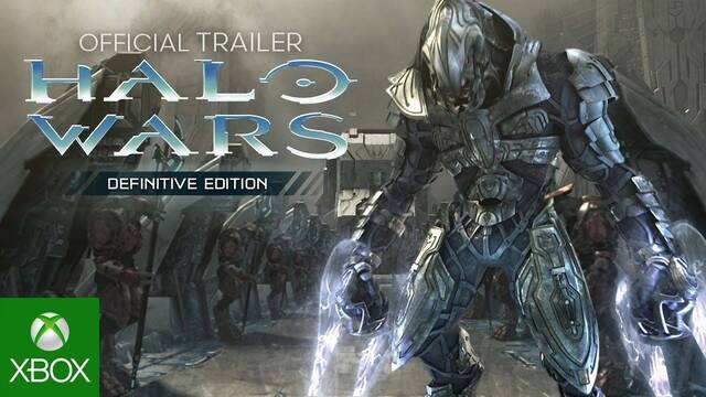 Halo Wars: Definitive Edition nos muestra sus secuencias de vídeo en un tráiler