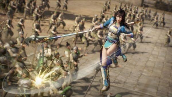 Dynasty Warriors 9 nos muestra a más personajes en acción