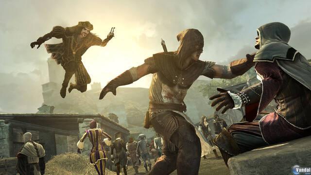 E3: Nuevas im�genes de Assassin's Creed: La Hermandad