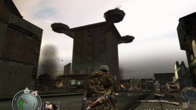 Nuevas im�genes de Sniper Elite